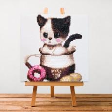 판넬_도넛고양이