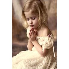 중급_기도하는소녀