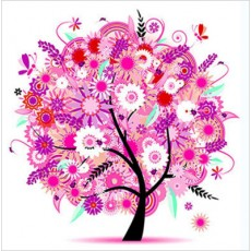 상급_행운나무(핑크)