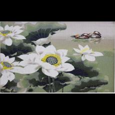 대형_연꽃과원앙
