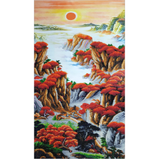 가을의금강산