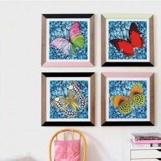 나비 4종 보석십자수 B1165,1166,1167,1168