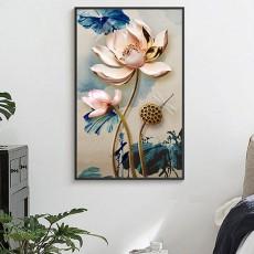 연꽃과잠자리