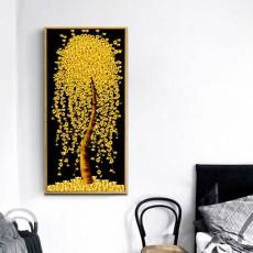 황금유화부귀수 3D
