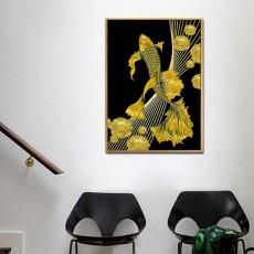 황금부귀잉어 3D